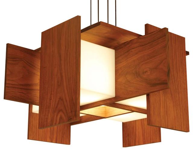 Muto Led Modern Contemporary Large Pendant Light