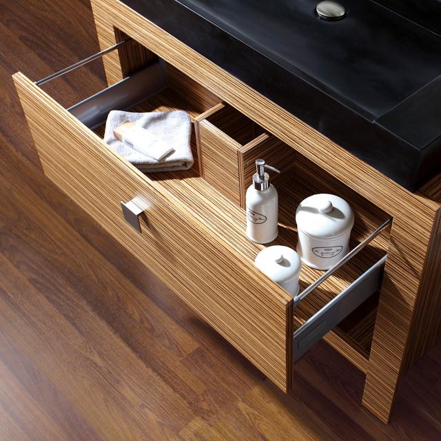 "39"" Levanto Single Vessel Sink Vanity modern"