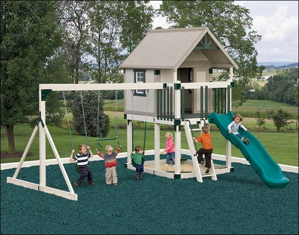 Hideout Playset