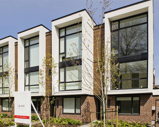The Blanc - These 8 stunning contemporary, 3 story open concept town-homes are located in the absolute ideal neighborhood of Vancouver, BC.