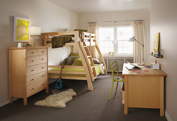 Griffin Duo Bunk Bed by R&B modern-kids