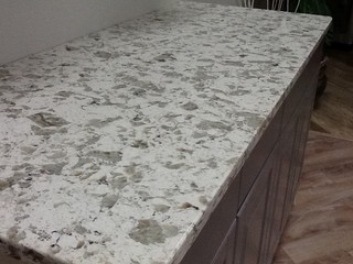 Pompeii Quartz Milky Way Kitchen Countertops Other