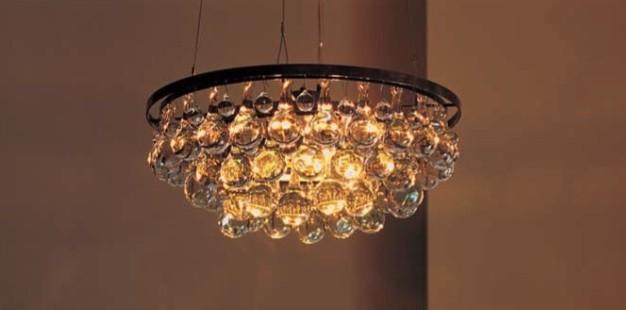 Ochre Arctic Pear Chandelier eclectic-chandeliers