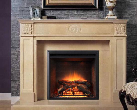Marble Fireplace Mantel - Verona -