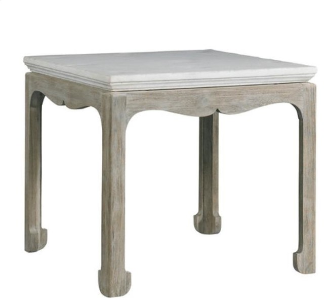 Lillian August Remy Side Table La94328 01 Rustic Side Tables And End Tables By Benjamin