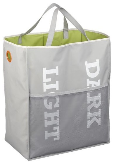 Laundry Bag modern-hampers