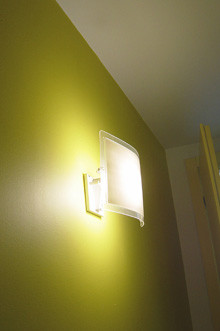 Screen Wall Lamp \ Sconce By Luceplan Lighting modern