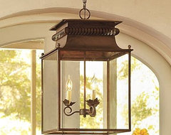 Bolton Lantern traditional-outdoor-flush-mount-ceiling-lighting