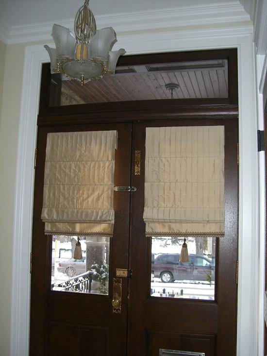 Custom Window Treatment -