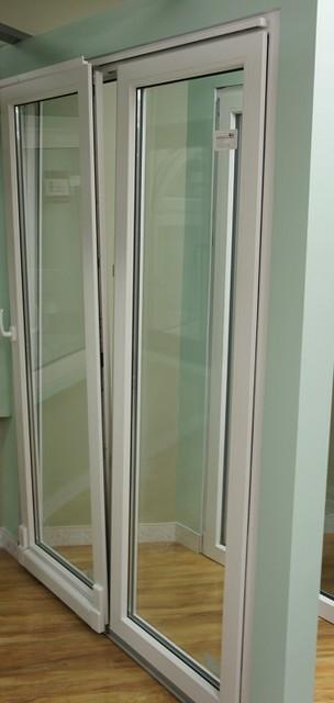 PVC Sliding Doors / Tilt & Turn Option
