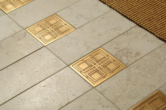 Prairie  Square Insert modern-tile