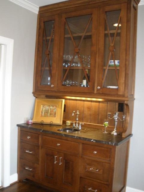 derussey 2 traditional-kitchen