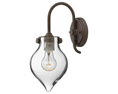 Hinkley Lighting 3177OZ Congress Oil Rubbed Bronze Wall Sconce farmhouse-wall-sconces