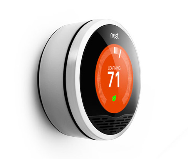 Nest Learning Thermostat  accessories and decor