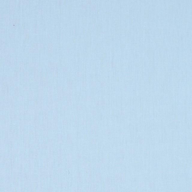 Light Blue Solid Preshrunk Cotton Duck Upholstery Fabric
