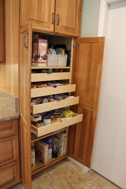 Pantry options modern pantry