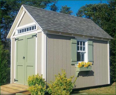8 39 x 12 39 quivett cottage moderne cabane de jardin for Cabane jardin moderne