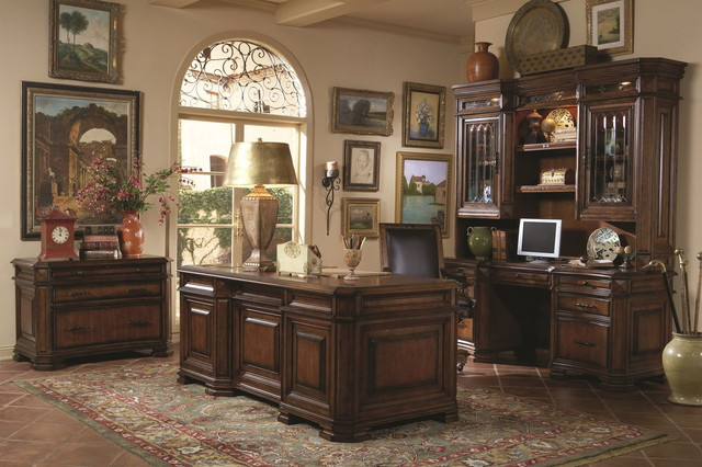 Aspenhome Furniture Barolo Home Office Collection