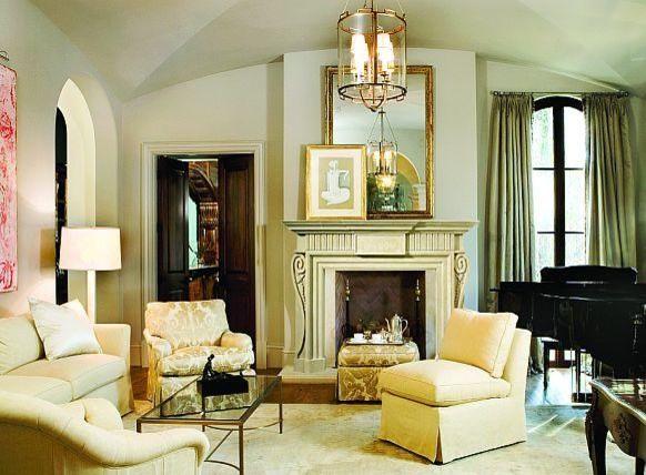 The Kelmscott Mantel- Francois & Co. fireplaces