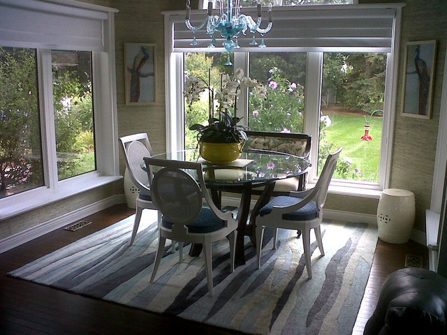 dining area for Julia contemporary