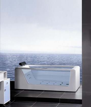 Luxury Contemporary Bathroom contemporary bathtubs
