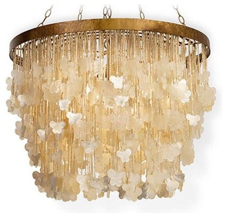 Made Goods Gemma Chandelier contemporary-chandeliers