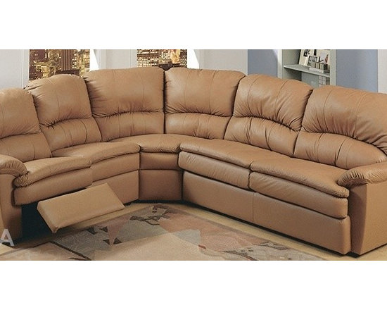 Palliser Aria Home Theater Sofa Sectional -