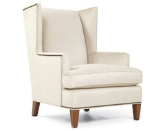 Kalinda's Chair traditional-armchairs-and-accent-chairs