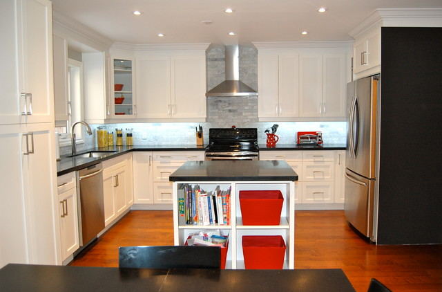 Toronto Kitchen Renovation contemporary-kitchen