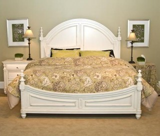 Klaussner furniture eastport 7 piece poster bedroom set 412eastportpostqueen traditional for Bedroom furniture salt lake city
