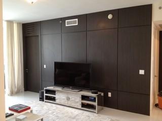 TV Furniture - modern - media storage - miami - by Dayoris Custom