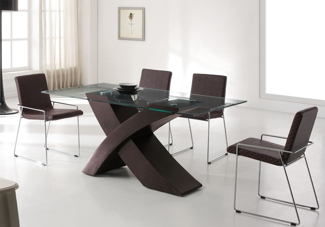Modern Furniture Table Set Contemporary Dining Tables Miami By