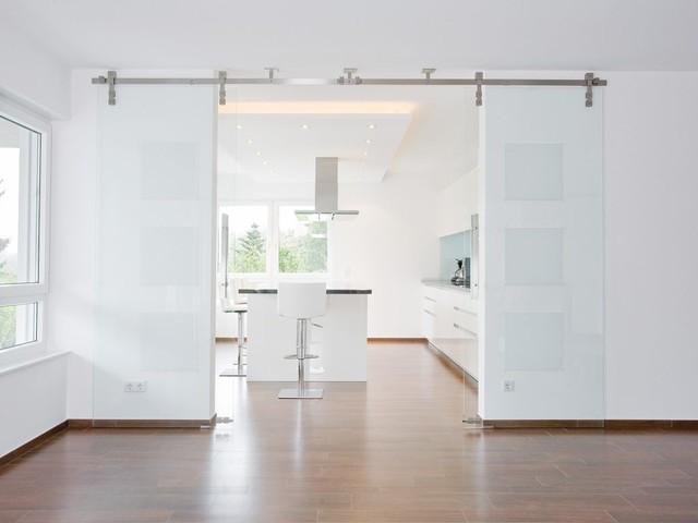 Impressive MWE Barn Door Track System - Akzent System modern-home-improvement 640 x 480 · 34 kB · jpeg