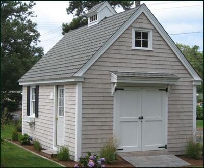 14 x twenty shed