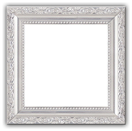 Metallic silver solid wood photo picture frame metallic for 11x14 table top frame
