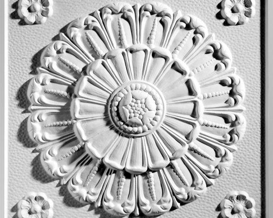 Medallion Ceiling Tiles -