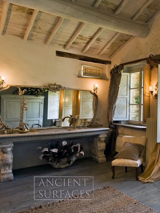 Powder Rooms - Image by 'Ancient Surfaces'