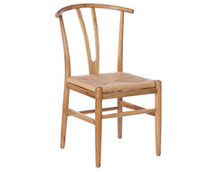 Rush Dining Chair modern-dining-chairs