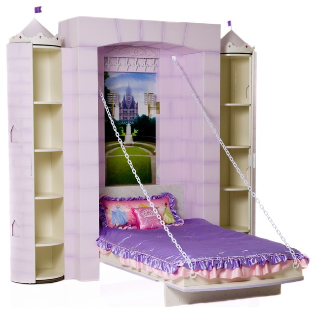 Princess Castle Bed Eclectic Kids Beds Vancouver