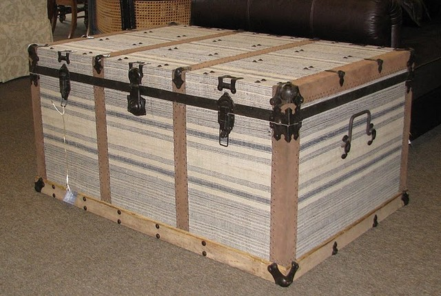 large decorative trunk coffee table coffee tables