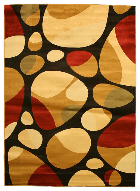 EORC OS2700RD810 8' x 10' Area Rug contemporary-rugs