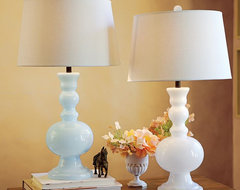 Gemma Milk-Glass Table Lamp traditional-table-lamps