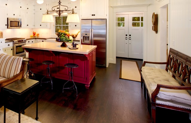 The Black Creek eclectic-kitchen