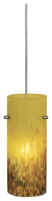 Milano Satin Nickel Pendant traditional-pendant-lighting
