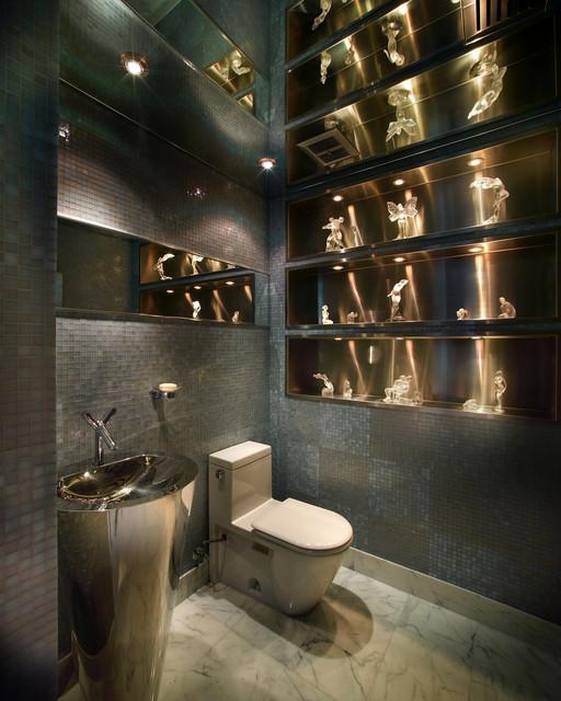 Miami Beach -Miami By PepeCalderinDesign - Interior designers Miami - Modern modern-bathroom