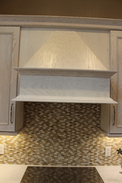 Countertop Vent : ... and Cambria Countertop ~ Solon, OH traditional-range-hoods-and-vents