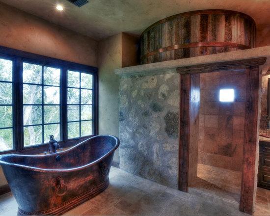Hand Hammered Copper Bathtubs - Kelly Leifeste