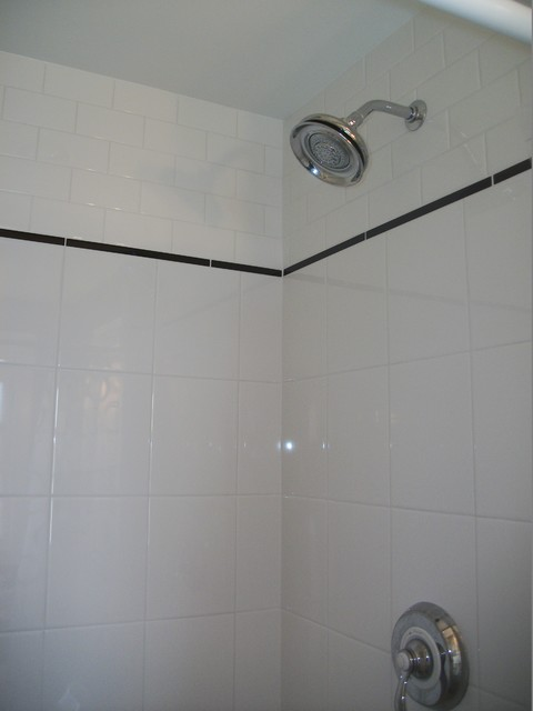 Bathroom Remodel, Lakewood, OH #1 traditional-showerheads-and-body-sprays