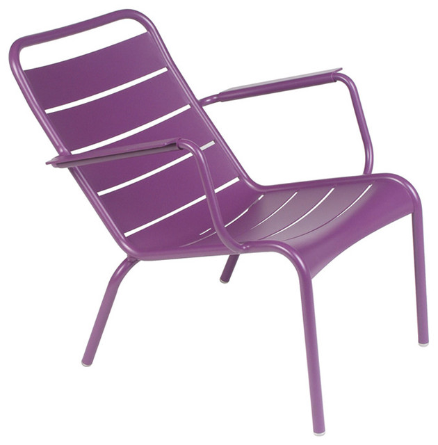 Fermob Luxembourg Low Chair modern-outdoor-lounge-chairs