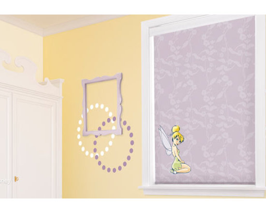 Tinkerbell Roller Shades -